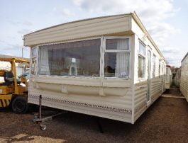 Pre owned static caravan BK Contessa