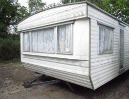 Used static caravan - delta nordstar