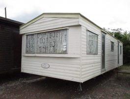 pitched roof static caravan - Delta Santana