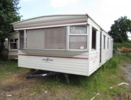 Used Static Caravan
