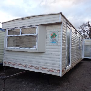 Used static caravans Hampshire Cosalt Torbay