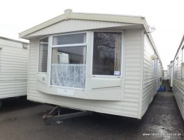 used static caravans - Atlas Ruby Super