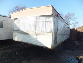 second hand caravan - Carnaby