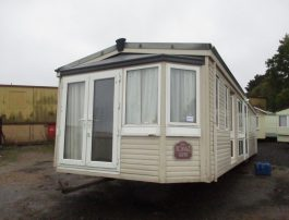 Atlas Topaz used static caravan
