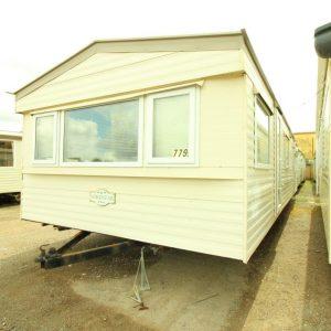 Double Glazed Nordstar Static Caravan