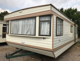 Arronbrook Clipper Static Caravan