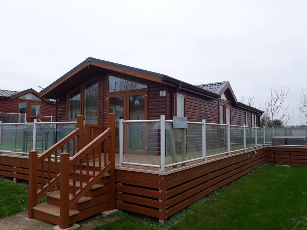 Willerby New Hampshire Twin Unit