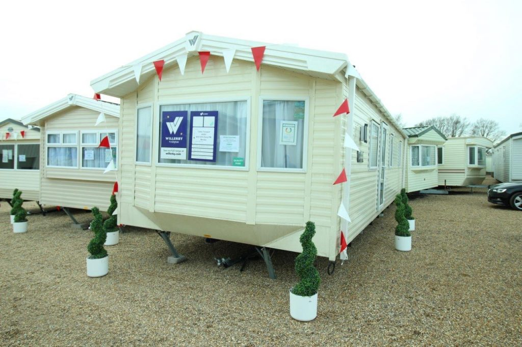 Willerby Rio Gold (SN NC009) 12ft