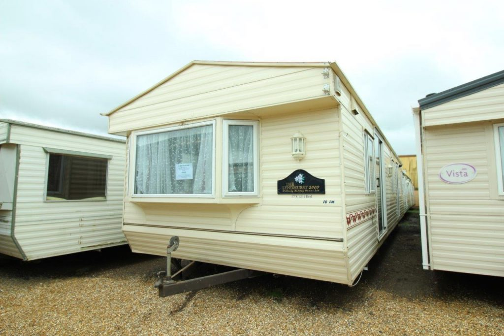 Willerby Lyndhurst (SN 2442) 12ft