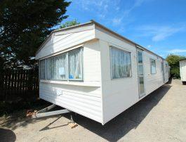 Static caravan rental