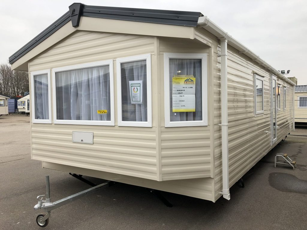 Brand New - Delta Sussex Delux (SN NC012) 12ft