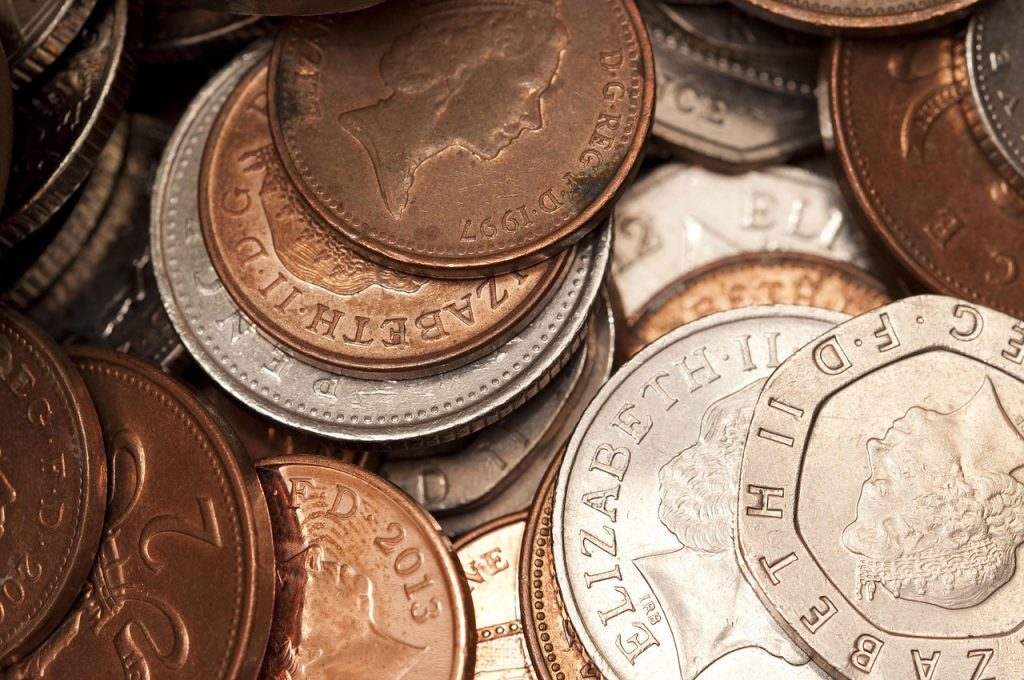 coins of uk currency