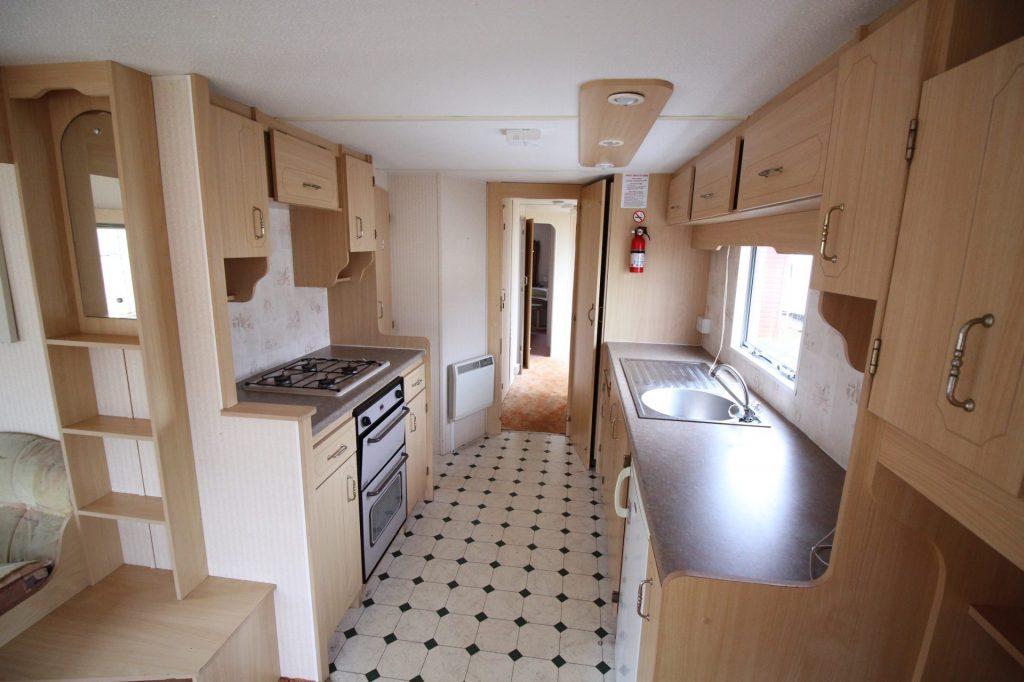 2444 Delta Nordstar kitchen